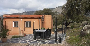 accommodation, bungalow, holiday home